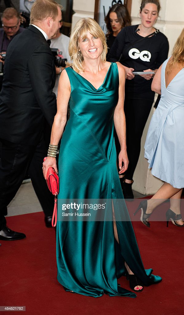 Rachel Johnson attends the GQ Men of the Year awards at The Royal Opera House on September 2, 2014 in London, England.