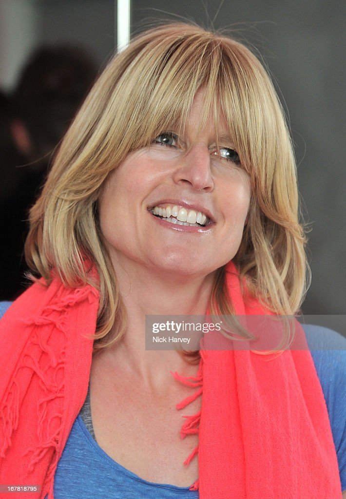 <b>Rachel Johnson</b> attends the opening of the Conde Nast College of Fashion and ... - rachel-johnson-attends-the-opening-of-the-conde-nast-college-of-and-picture-id167818795