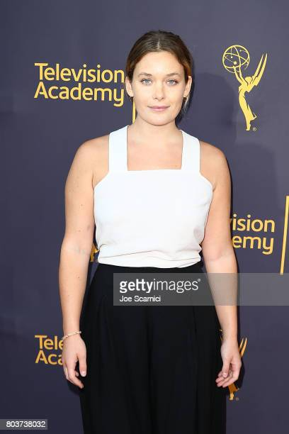 Rachel Keller arrives at the Television Academy's Words Music at Wolf Theatre on June 29 2017 in North Hollywood California