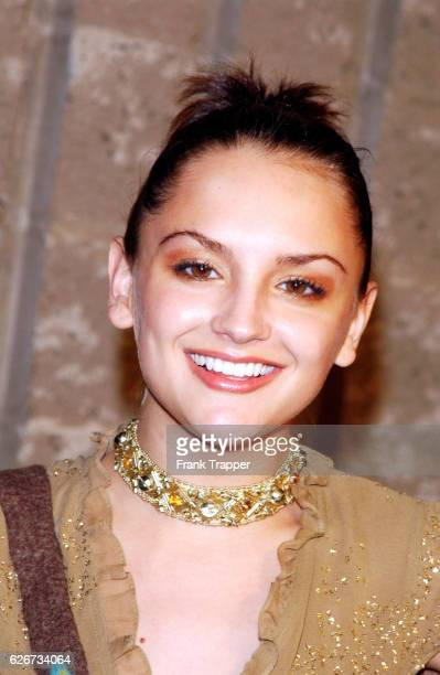 Rachel Leigh Cook at the premiere of 'Black Hawk Down'