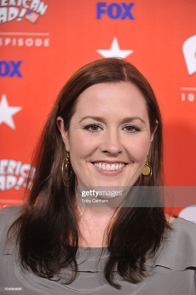Rachel MacFarlane arrives at Fox's 'American Dad' 100th episode party held at The Parlor - rachel-macfarlane-arrives-at-foxs-american-dad-100th-episode-party-picture-id104584895