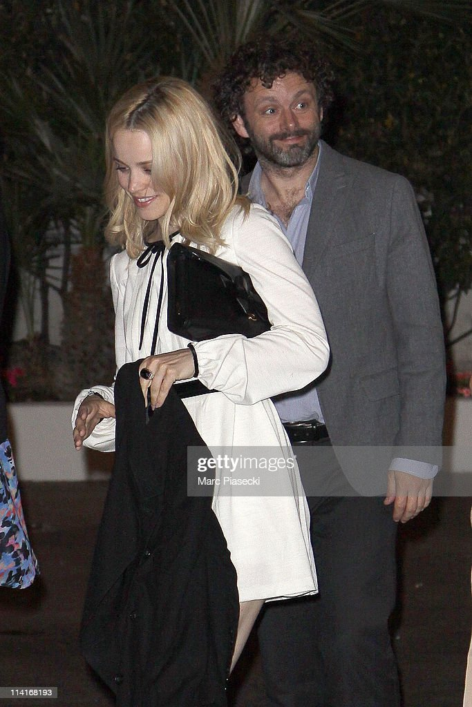 <a gi-track='captionPersonalityLinkClicked' href=/galleries/search?phrase=Rachel+McAdams&family=editorial&specificpeople=212942 ng-click='$event.stopPropagation()'>Rachel McAdams</a> and Michael Sheen sighting at Hotel Martinez on May 13, 2011 in Cannes, France.