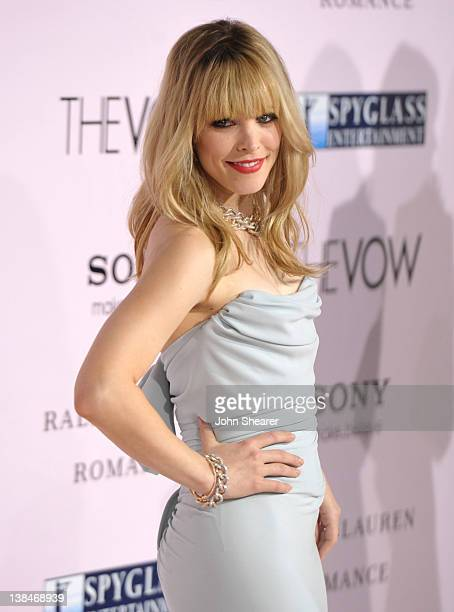 Rachel McAdams arrives to 'The Vow' Los Angeles Premiere at Grauman's Chinese Theatre on February 6 2012 in Hollywood California