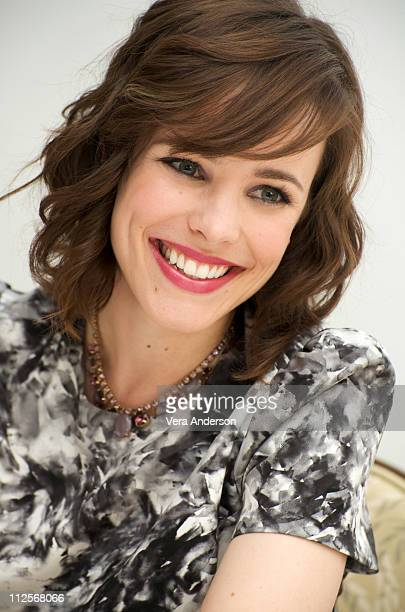 Rachel McAdams at the 'State of Play' press conference at the Four Seasons Hotel on March 27 2009 in Beverly Hills California