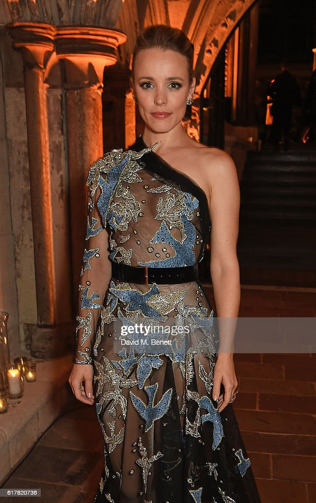 Rachel McAdams attends Marvel Studios and British GQ hosted reception in The Cloisters at Westminster Abbey, to celebrate the release of Doctor Strange on October 24, 2016 in London, England.
