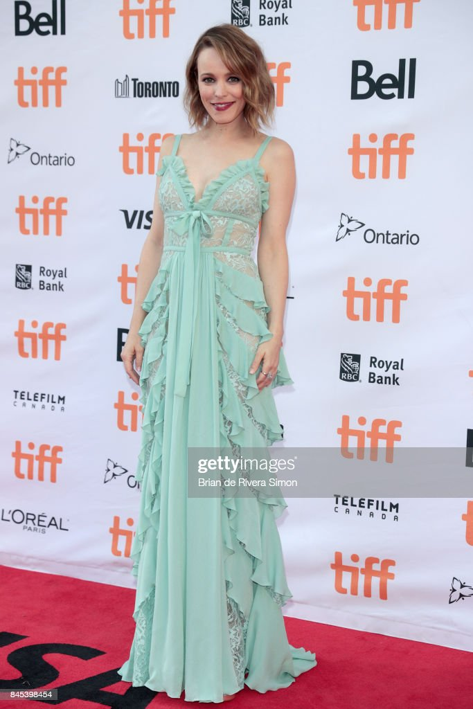 Rachel McAdams attends the 'Disobedience' premiere during the 2017 Toronto International Film Festival at Princess of Wales Theatre on September 10, 2017 in Toronto, Canada.
