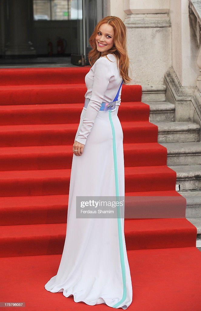 <a gi-track='captionPersonalityLinkClicked' href=/galleries/search?phrase=Rachel+McAdams&family=editorial&specificpeople=212942 ng-click='$event.stopPropagation()'>Rachel McAdams</a> attends the World Premiere of 'About Time' at Somerset House on August 8, 2013 in London, England.