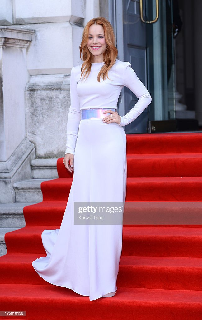 <a gi-track='captionPersonalityLinkClicked' href=/galleries/search?phrase=Rachel+McAdams&family=editorial&specificpeople=212942 ng-click='$event.stopPropagation()'>Rachel McAdams</a> attends the world premiere of 'About Time' held at Somerset House on August 8, 2013 in London, England.