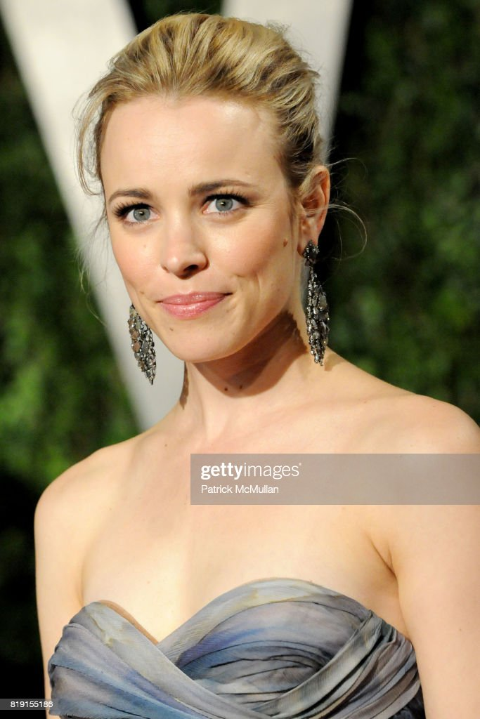 Rachel McAdams attends VANITY FAIR Oscar Party - ARRIVALS at Sunset Tower Hotel on March 7, 2010 in West Hollywood, California.