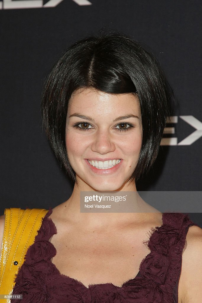 Rachel Melvin attends the Ford Flex Gala at the Los Angeles Center Studios on August 21, 2008 in Los Angeles, California.