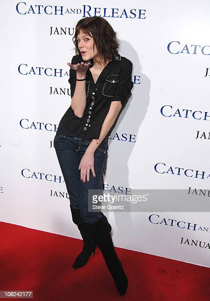 Rachel Melvin during 'Catch and Release' Los Angeles Premiere Arrivals at Egyptian Theater in Hollywood California United States