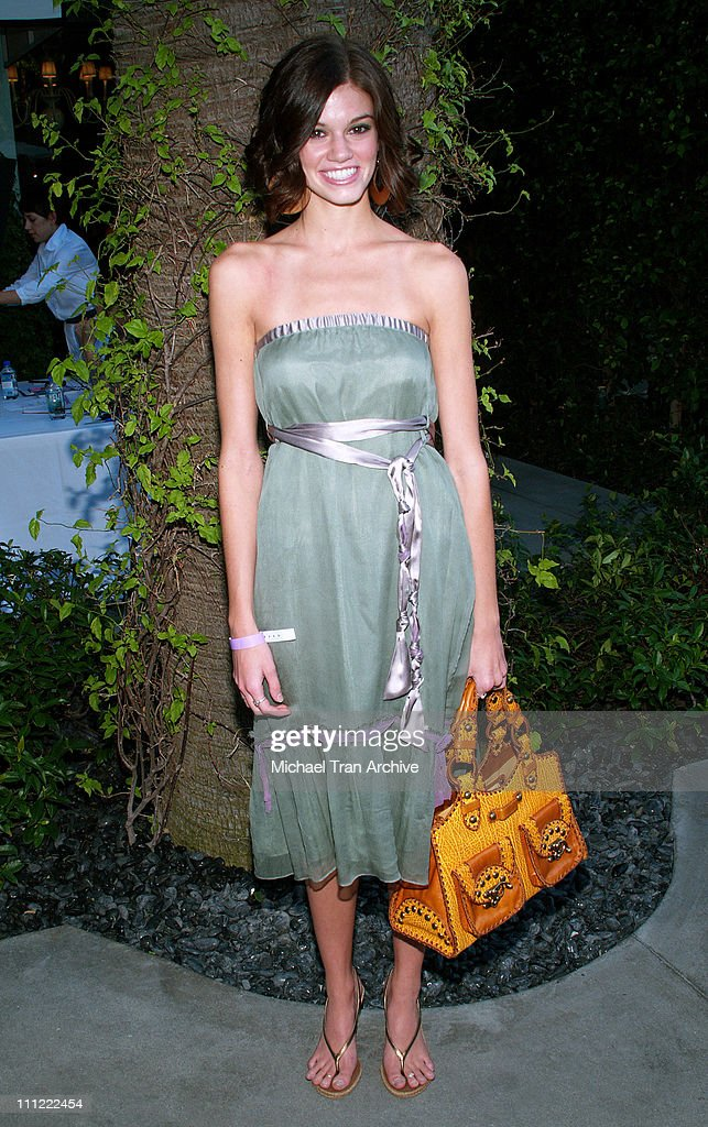 Rachel Melvin during E! Entertainment Presents 2006 'Style L.A.' Fashion Show and Cocktail Party at Viceroy Hotel in Santa Monica, California, United States.