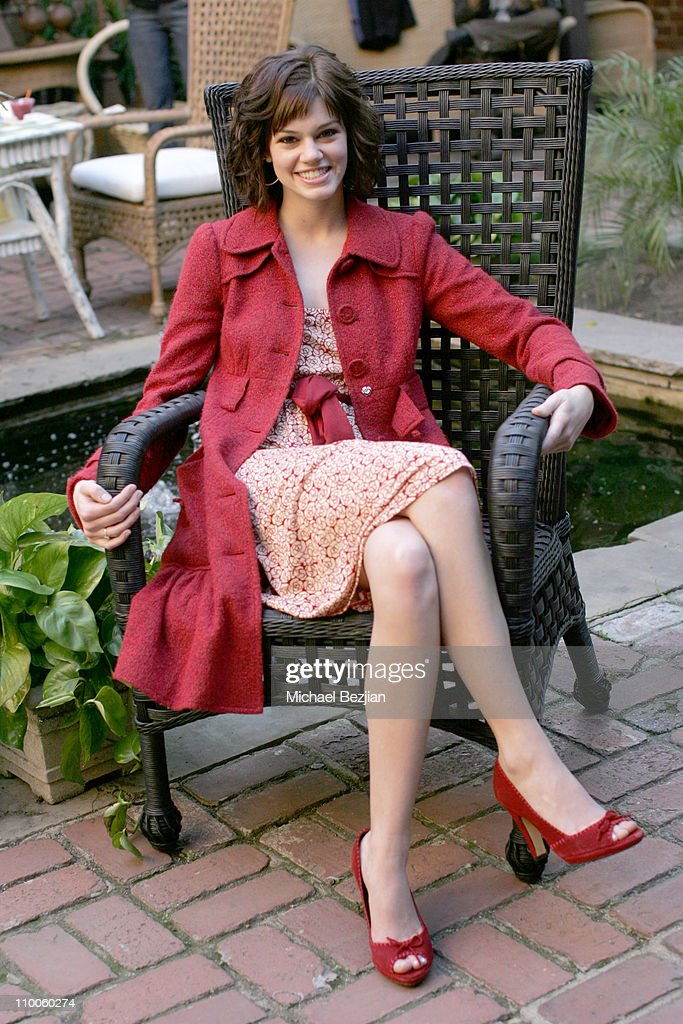 Rachel Melvin during Lofty Style Lounge Presents The Good German Designer Kilian Kerner February 19 2007 at Maude Carrin in Los Angeles California...
