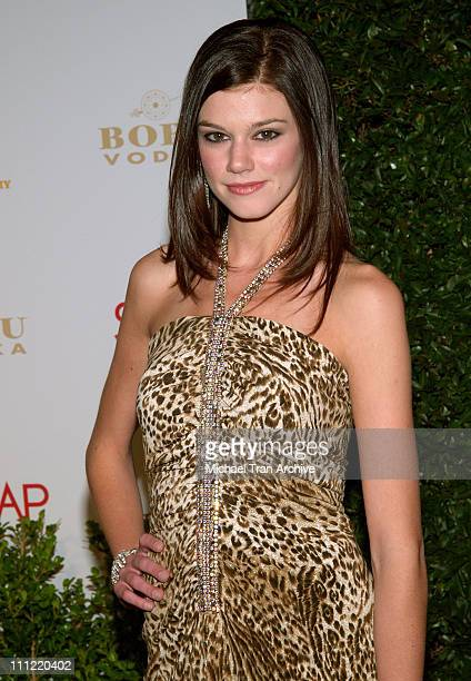 Rachel Melvin during SOAPnet National TV Academy Annual Daytime Emmy Awards Nominee Party Arrivals at Hollywood Roosevelt Hotel in Hollywood...