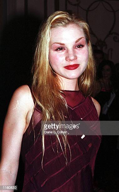 Rachel Miner the exwife of Macaulay Culkin arrives at PETA's 21st Anniversary Party and Humanitarian Awards September 8 2001 at The Waldorf Astoria...