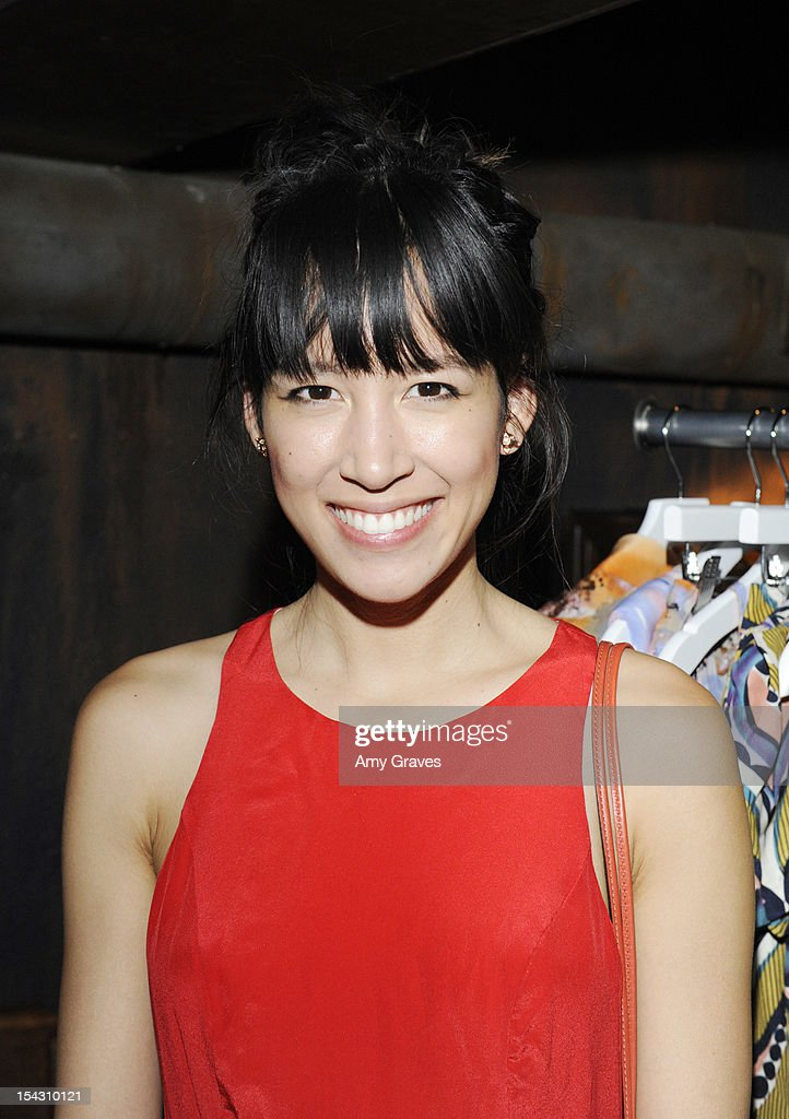 Rachel Nguyen attends the Harlyn Launch Party with special acoustic performance by Jenny Lewis at Harvard And Stone on October 17, 2012 in Hollywood, California.