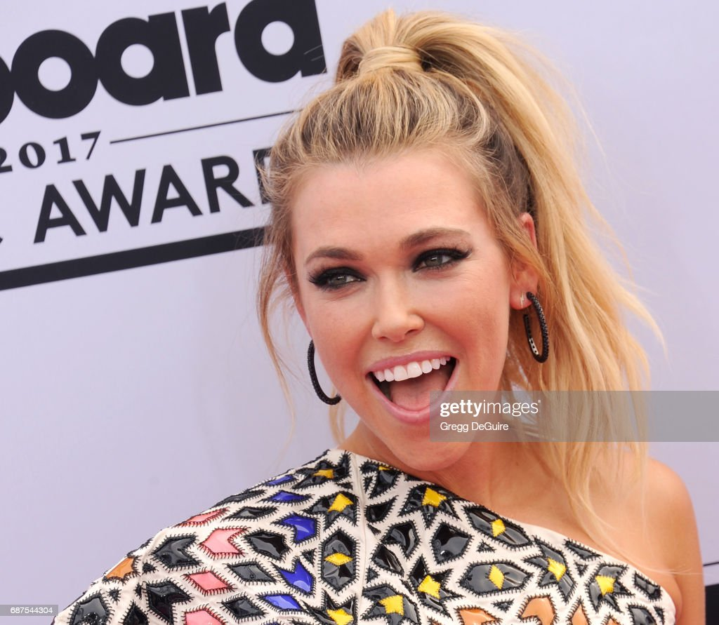 Rachel Platten arrives at the 2017 Billboard Music Awards at T-Mobile Arena on May 21, 2017 in Las Vegas, Nevada.