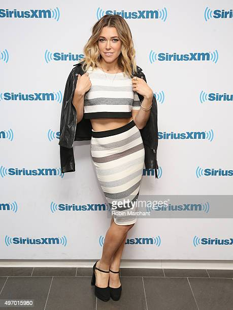 Rachel Platten visits at SiriusXM Studios on November 13 2015 in New York City