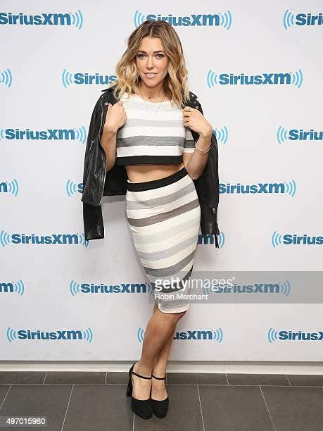 Rachel Platten visits at SiriusXM Studios on November 13 2015 in New York City