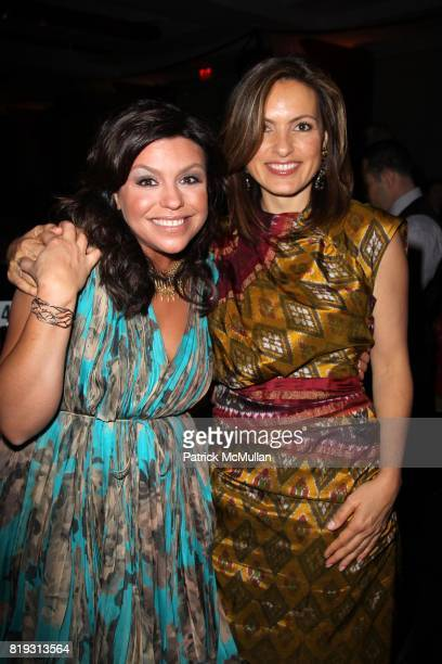 Rachel Ray and Mariska Hargitay attend FOOD BANK FOR NEW YORK CITY Presents the 8th Annual CANDO AWARDS Dinner at Abigail Kirsch's Pier Sixty at...
