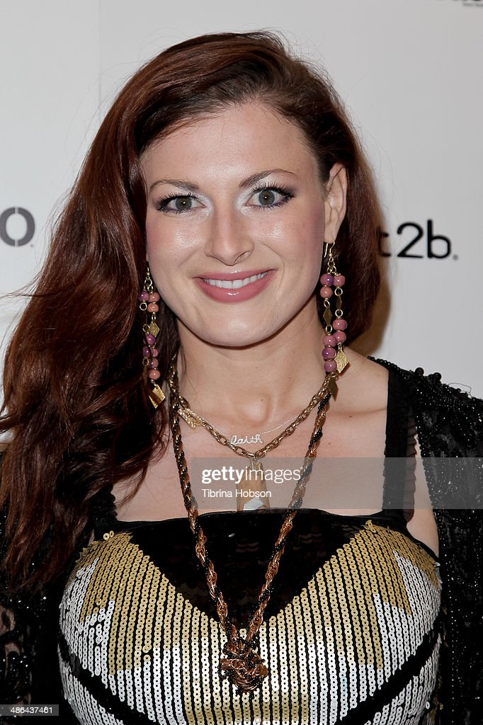 Rachel Reilly attends Star Magazine's 'Hollywood Rocks' party 2014 at SupperClub Los Angeles on April 23, 2014 in Los Angeles, California.