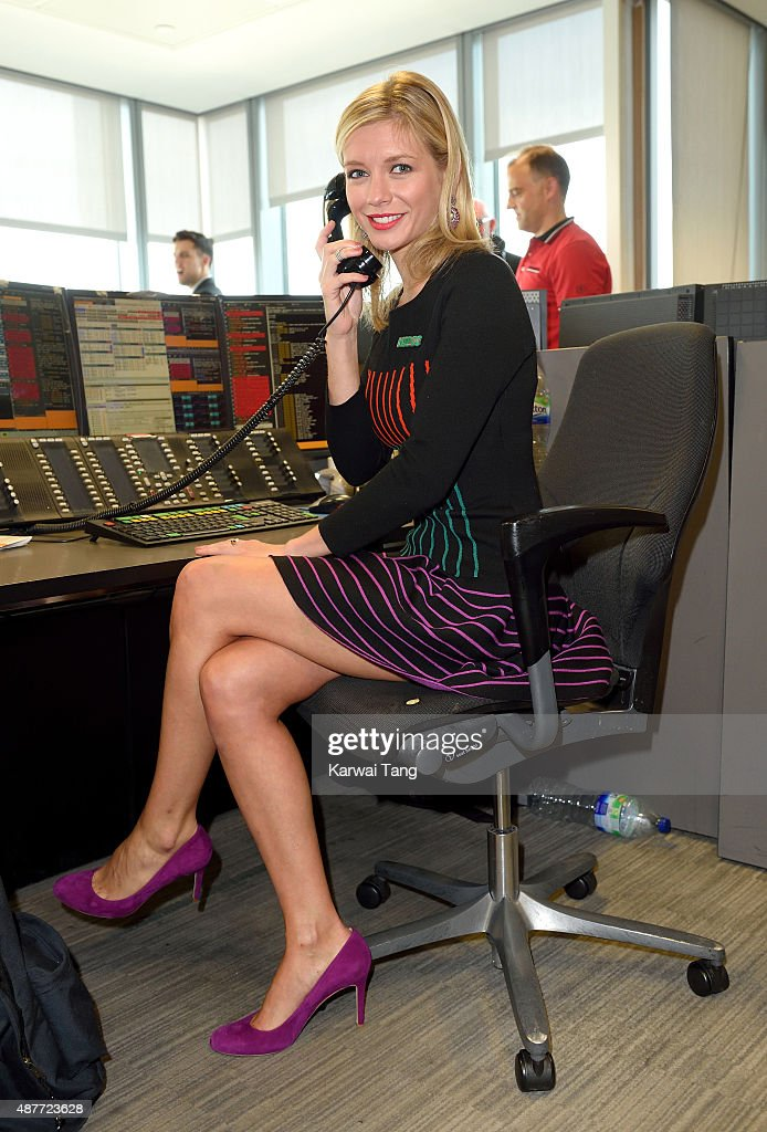Rachel Riley attends the annual BGC Global Charity Day at BGC Partners on September 11, 2015 in London, England.