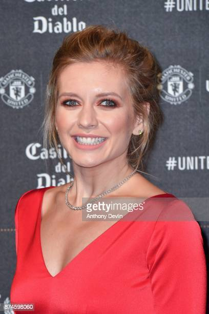 Rachel Riley attends the United for Unicef Gala Dinner at Old Trafford on November 15 2017 in Manchester England