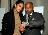 Rachel Roy and Damon Dash during GQ Magazine Celebrates BVLGARI's New Ergon Watch with 'The Men Who Embody New York Spirit and Style' at Table 50 in...