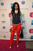 Rachel Roy attends Lucky magazine hosts Lucky Shops on November 4 2011 in New York City