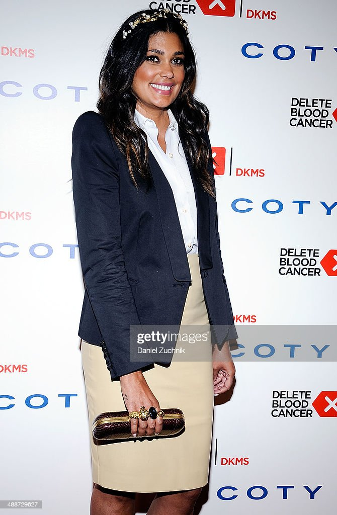 <a gi-track='captionPersonalityLinkClicked' href=/galleries/search?phrase=Rachel+Roy+-+Fashion+Designer&family=editorial&specificpeople=210895 ng-click='$event.stopPropagation()'>Rachel Roy</a> attends the 2014 Delete Blood Cancer Gala at Cipriani Wall Street on May 7, 2014 in New York City.
