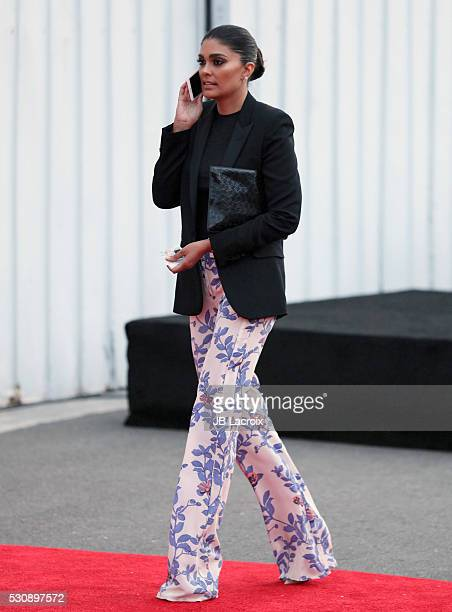 Rachel Roy attends the 3rd Biennial Rebels with a Cause Fundraiser on May 11 2016 in Santa Monica California