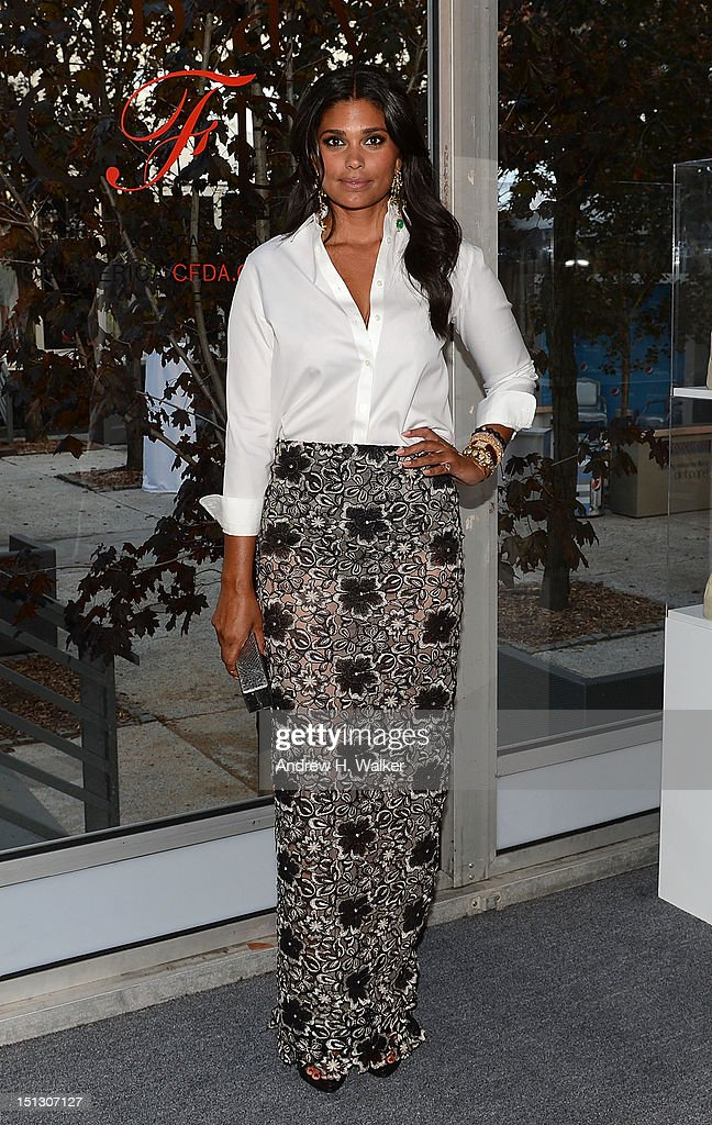 Rachel Roy attends the 9th annual Style Awards during Mercedes-Benz Fashion Week at The Stage Lincoln Center on September 5, 2012 in New York City.