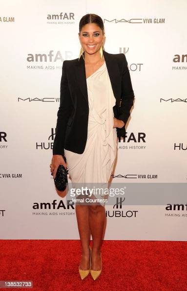 Rachel Roy attends the amfAR New York Gala To Kick Off Fall 2012 Fashion Week at Cipriani Wall Street on February 8 2012 in New York City
