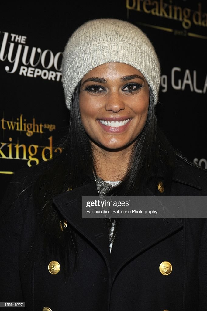 Rachel Roy attends the Cinema Society with The Hollywood Reporter and Samsung Galaxy screening of 'The Twilight Saga: Breaking Dawn Part 2' at the Landmark Sunshine Cinema on November 15, 2012 in New York City.