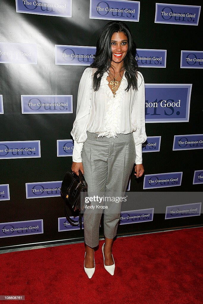 Rachel Roy attends the Common Good's Tribute to Ruth Gruber at The Paley Center for Media on February 3 2011 in New York City