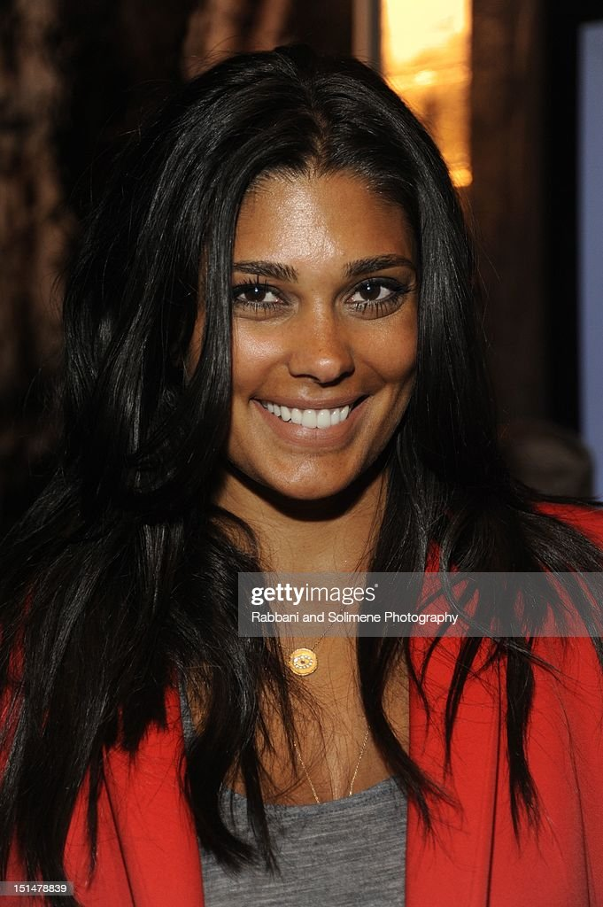 Rachel Roy attends the Destination Iman Website Launch Party at Dream Downtown on September 7, 2012 in New York City.