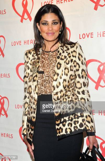Rachel Roy attends the Love Heals 2014 Gala at Four Seasons Restaurant on March 11 2014 in New York City
