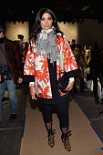 Rachel Roy attends the Zimmermann fashion show during MercedesBenz Fashion Week Fall 2015 at ArtBeam on February 13 2015 in New York City