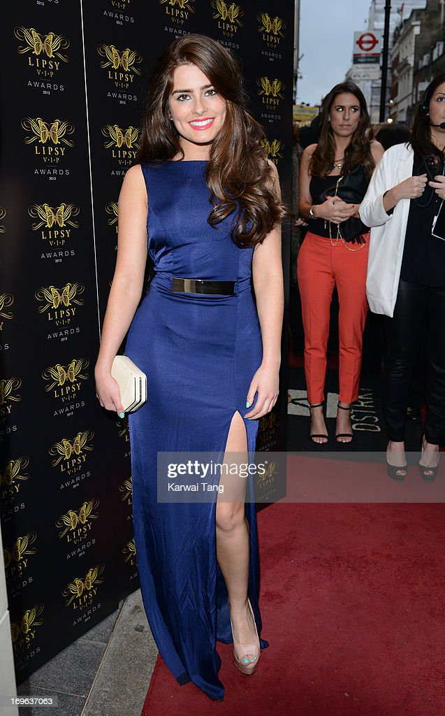 Rachel Shenton attends the Lipsy VIP Fashion Awards 2013 at DSTRKT on May 29, 2013 in London, England.
