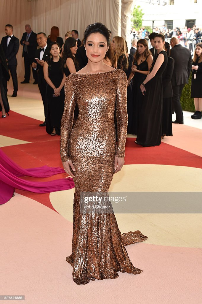 Rachel Smith attends the 'Manus x Machina: Fashion In An Age Of Technology' Costume Institute Gala at Metropolitan Museum of Art on May 2, 2016 in New York City.