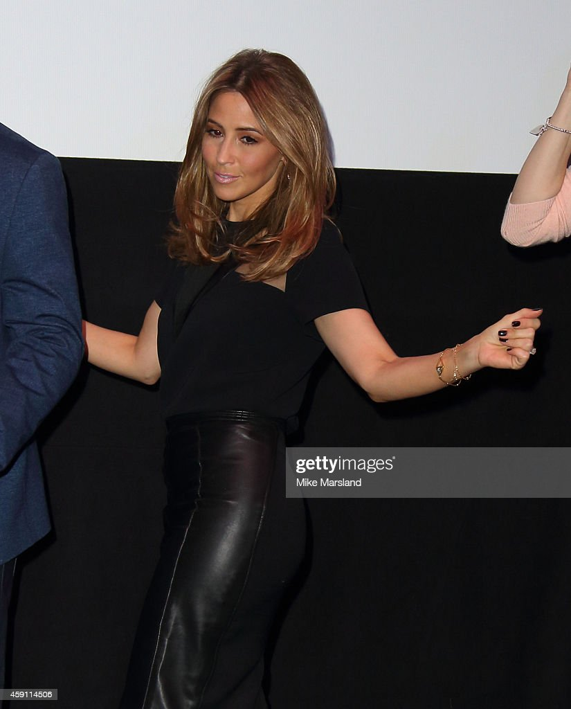 Rachel Stevens attends a press conference to announce new ...