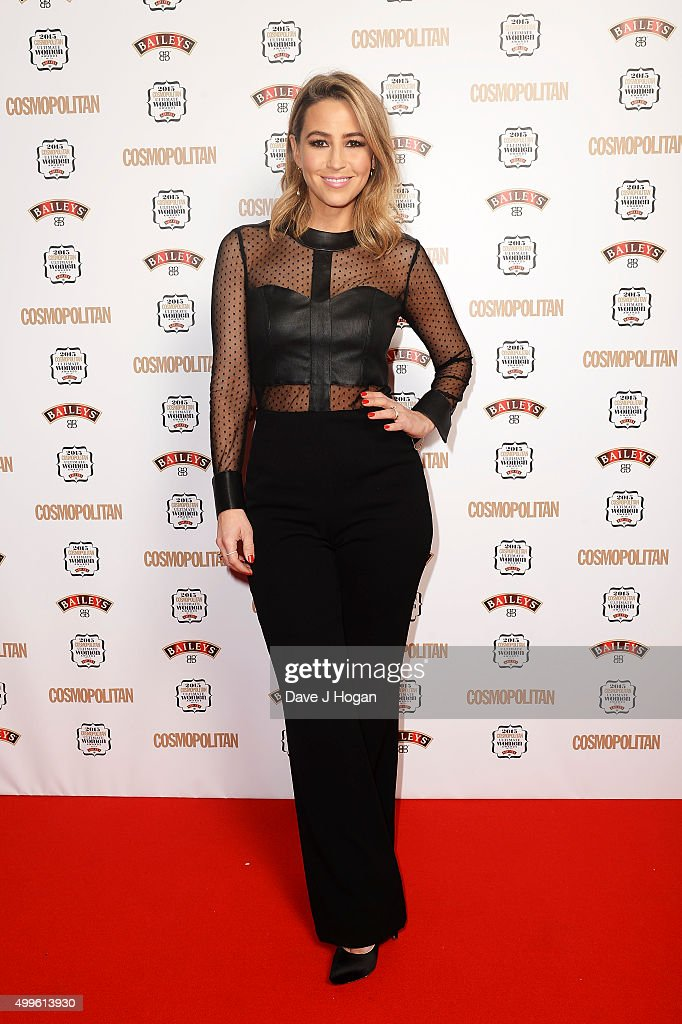 Rachel Stevens attends the Cosmopolitan Ultimate Women Of The Year Awards at One Mayfair on December 2, 2015 in London, England.