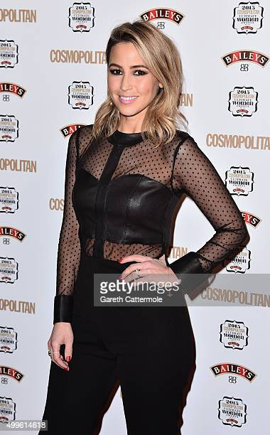 Rachel Stevens attends the Cosmopolitan Ultimate Women Of The Year Awards at One Mayfair on December 2 2015 in London England