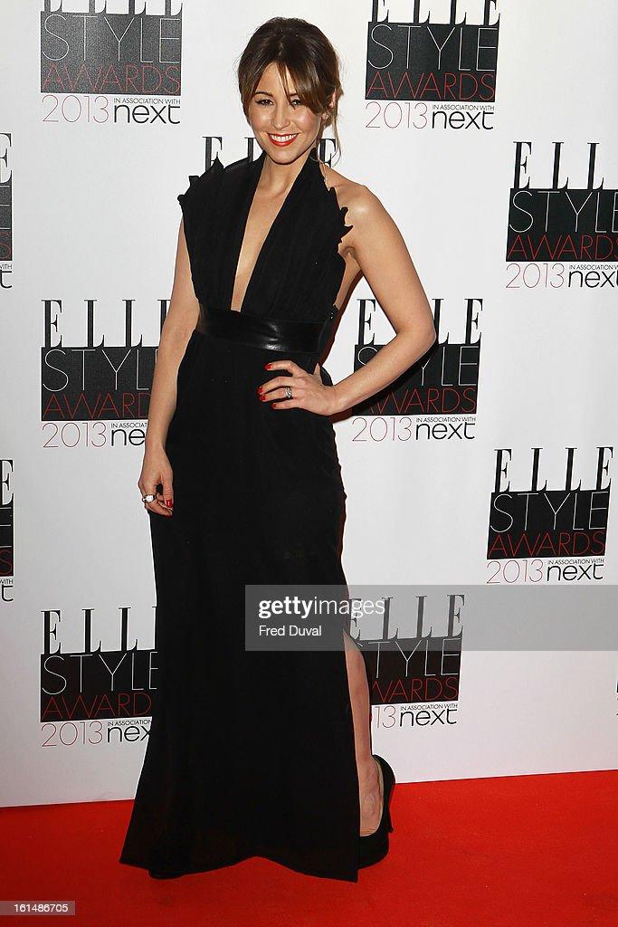 Rachel Stevens attends the Elle Style Awards on February 11, 2013 in London, England.