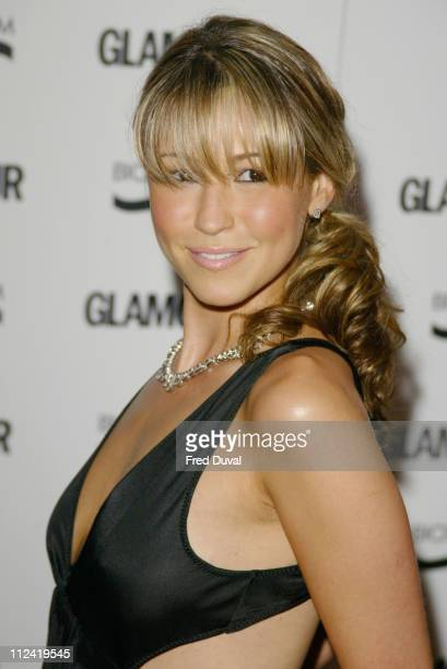Rachel Stevens during Glamour Women Of The Year Awards 2004 Arrivals at Berkley Square in London Great Britain