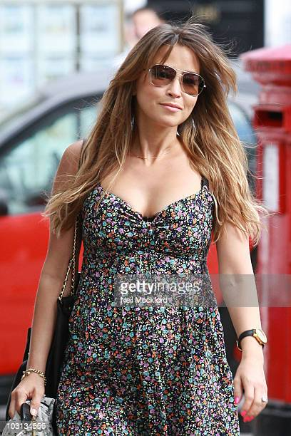 Rachel Stevens Sighted in Primrose Hill on July 28 2010 in London England