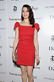 Rachel Weisz attends a screening of 'The Whistleblower' hosted by the Cinema Society Dior Beauty with DeLeo at the Tribeca Grand Hotel on July 27...