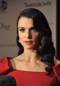 Rachel Weisz attends a screening of 'The Whistleblower' hosted by the Cinema Society Dior Beauty with DeLeon at the Tribeca Grand Hotel on July 27...