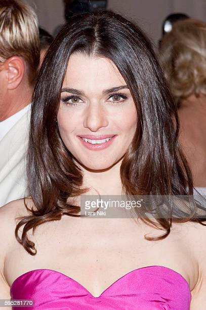 Rachel Weisz attends 'American Woman Fashioning A National Identity' Costume Institute Gala at The Metropolitan Museum of Art in New York City