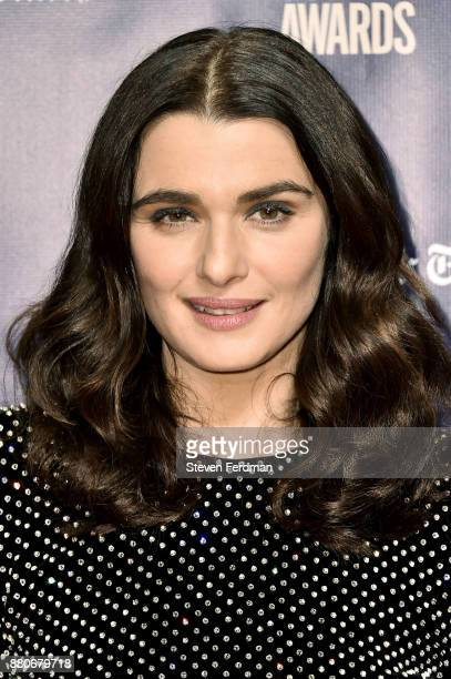 Rachel Weisz attends IFP's 27th Annual Gotham Independent Film Awards at Cipriani Wall Street on November 27 2017 in New York City